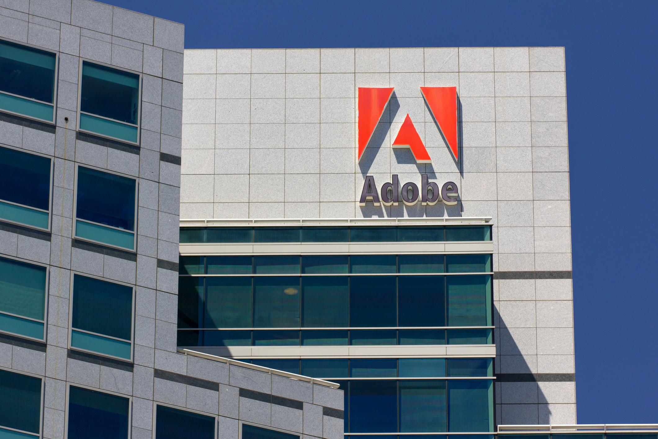 Die Adobe Programme Image